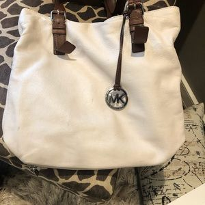 Michael Kors Jessica Expandable North South Tote